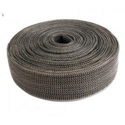 Termo izolacijska traka za ispušne grane i auspuh EXO séria DEI - 4 cm x 9 m Black
