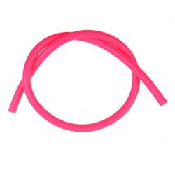 Silikonsko vakuumsko crijevo 4mm, ružičasta