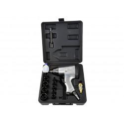 """1/2 """"zračni udarni ključ s nasadnim ključevima 8-27 mm 310 Nm"""