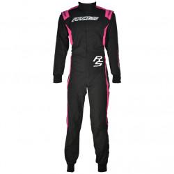 Kombinezon RACES EVO II Pink