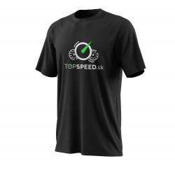 Majica TOPSPEED crna