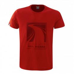 Majica Circuit Paul Ricard (T-Shirt) - Muška - crvena