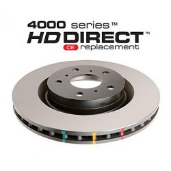 Kočioni diskovi DBA 4000 series - običan