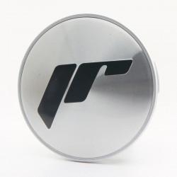 Center Cap Flat Universal Silver