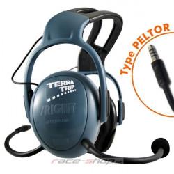 Terratrip headset za centrale professional PLUS