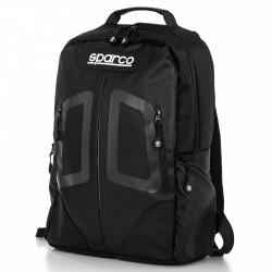 SPARCO STAGE ruksak, crna/plava/crvena