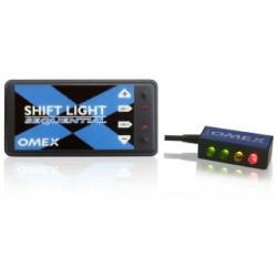 Indikator prešaltanja Omex shift light Sequential