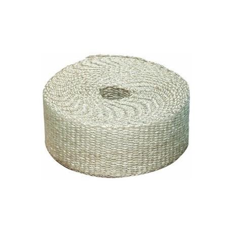 Izolacijske trake za ispuh Termo izolacijska traka za ispušne grane i auspuh, bijela, 50mm x 10m x 0,8mm | race-shop.hr