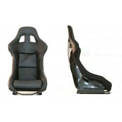 Sportsko sjedalo EVO PVC CARBON crna