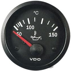 Mjerač VDO temperatura ulja - cockpit vision serija