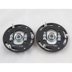 Gornji podesivi nosač amortizera 3D Silver Project za BMW E82, E87, za trakču šasiju (coilover)