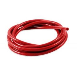 Silikonsko vakuumsko crijevo 6mm, crvena