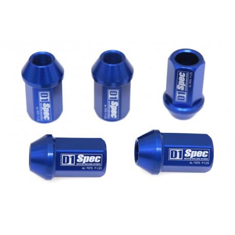 Vijci, matice i štifovi Set 20kom lagane matice za kotače D1 Spec M12x1,25 | race-shop.hr