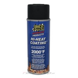 Imzagnirajući i zaštitni szaj za toplinske izolacijske trake Thermotec, crni