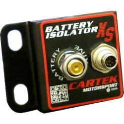 Elekronički odvojnik akumulatora Cartek XS s FIA homologacijom (samo jedinica)