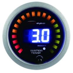 Digitalni mjerni instrument DEPO racing 2v1 Temperatura vode + Pritisak turba Digital combo serija